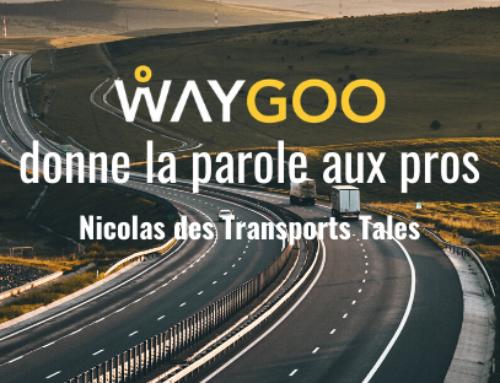 Interview spécial confinement de Nicolas des Transports Talès